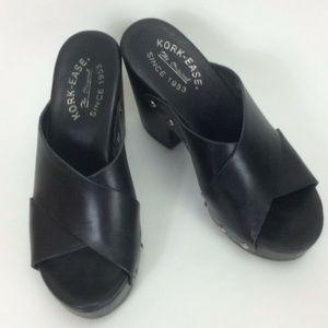Kork-Ease Gabi Slip on Leather Clog